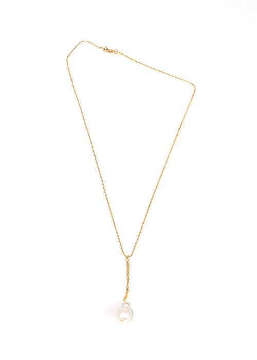 Drop Gold Pearl